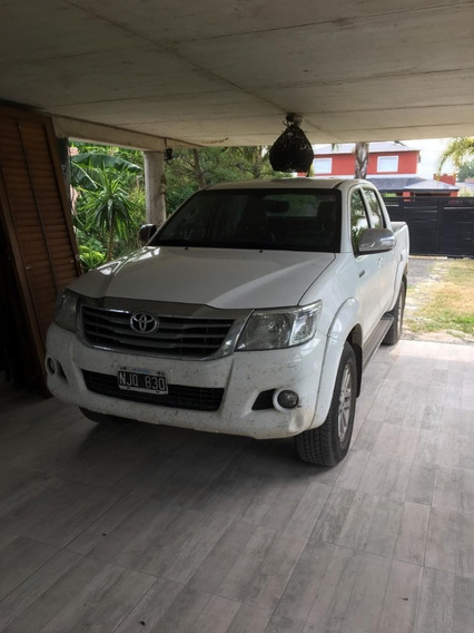 Toyota Hilux 4x2 Srv Full