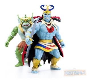 Thundercats - Mumm Ra - Lion O - Funko Pop - Tygro