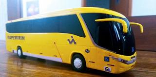 Miniatura Ônibus Itapemirim