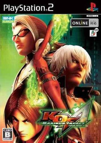 The King Of Fighters: Max Impact - Regulation Ps2 Patch