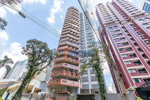Imagem 1 de 30 de Apartamento Com 4 Dormitórios À Venda, 339 M² Por R$ 1.970.000,00 - Batel - Curitiba/pr - Ap0607