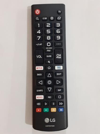 Control Lg Nuevo Original Akb75675304 Para Tv Smart 2019