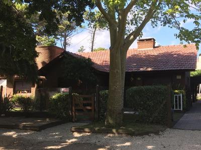 Verano 2018 - Casa Para 7 Pax Con Pileta -quincho