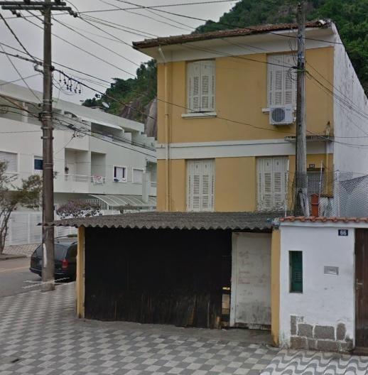 Terreno Em Marapé, Santos/sp De 0m² À Venda Por R$ 550.000,00 - Te222247