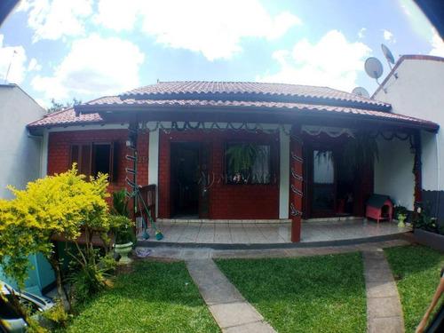 Imagem 1 de 13 de Casa Residencial À Venda, Imigrante, Campo Bom. - Ca2128