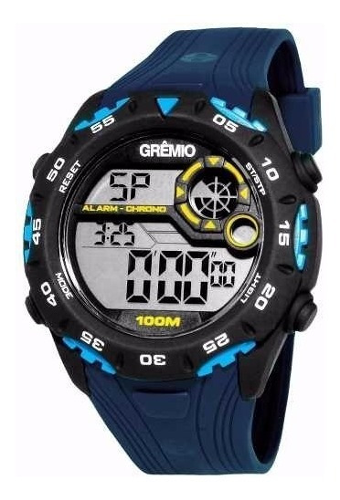 Relógio Technos Masculino Do Grêmio Gre1360a/8a