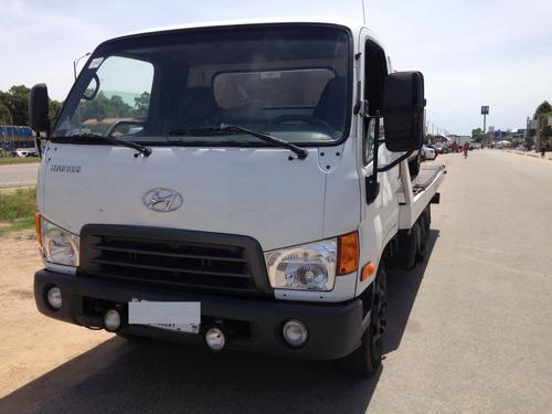 Hyundai Hd 65 Con Chata Hidraulica Para Traslados De Autos