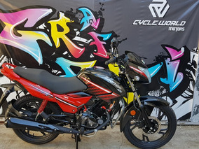 Hero Ignitor 125 0km 2018 Sistema I3s Rojo Modelo Nuevo