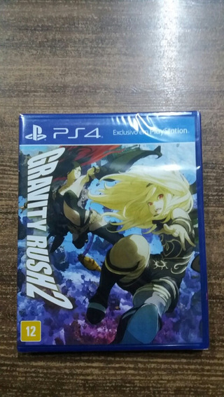 Gravity Rush 2 Ps4 Lacrado