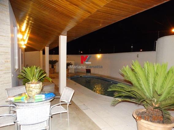 Casa Completa Residencial Furlan - Casa A Venda No Bairro Residencial Furlan - Santa Bárbara D