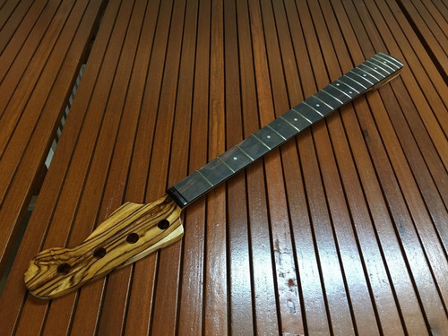 Braço De Baixo Modelo Jazz Bass Em Teka