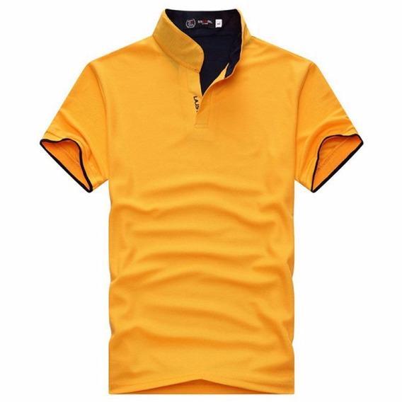 Camisa Polo Masculina New Fashion