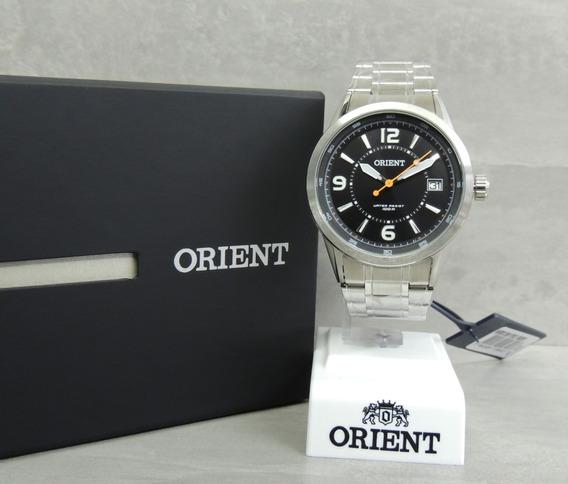 Relógio Orient Masculino - Mod: Mbss1269 P2sx - Nf+garantia