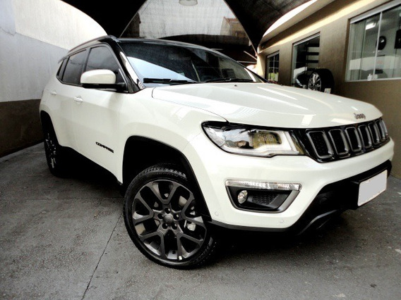 Jeep Compass 2.0 16v Diesel S 4x4 Automatico