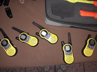 Rádios Comunicadores Motorola Talkabout Mh230r