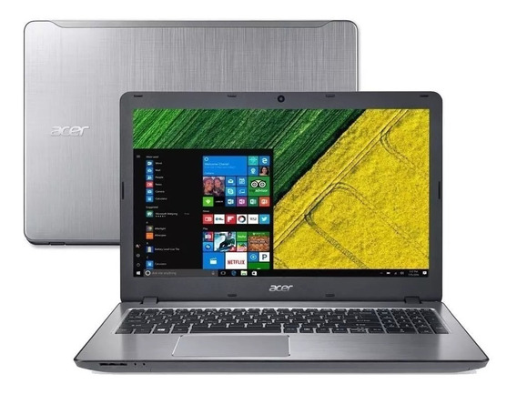 Notebook Acer Intel Core I5-7200u 15.6 8gb Ram 2tb De Hd