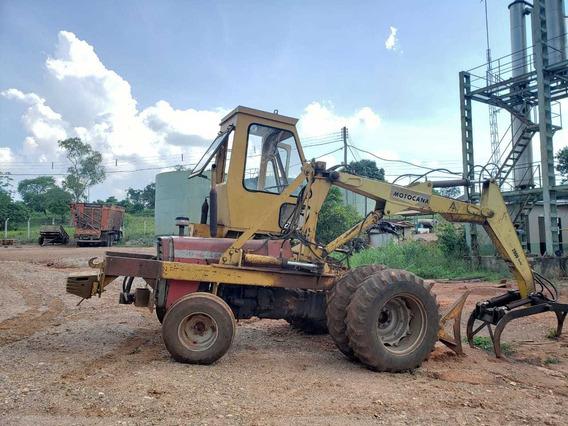 Carregadeira De Cana Massey Ferguson 290 Com Motocana 45.000