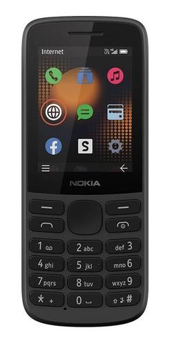 Celular Nokia 215 - 128mb Negro