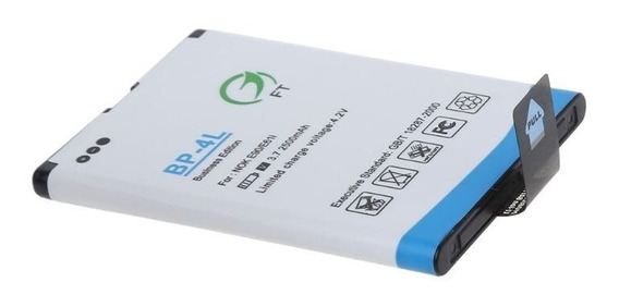 Bateria 2500mah Bp4l Ideal Para Led 96/112 Câmera Dslr