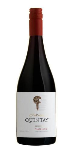 6 Quintay Clava Reserva Pinot Noir  Ref Retail $42.000