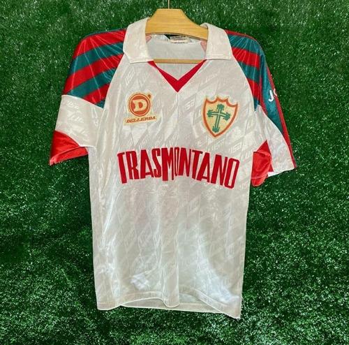 Camisa Portuguesa Ii 1993-94 Dell'erba