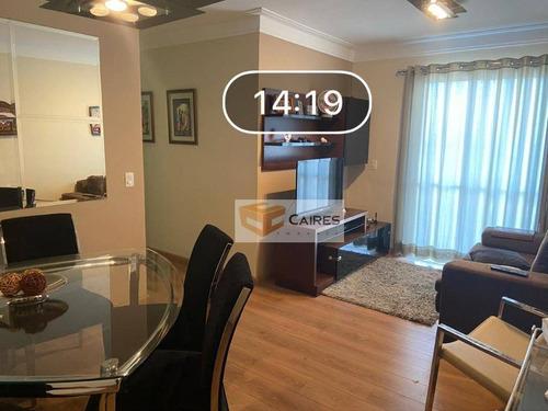 Apartamento À Venda Por R$ 498.000,00 - Vila Nova - Campinas/sp - Ap7494