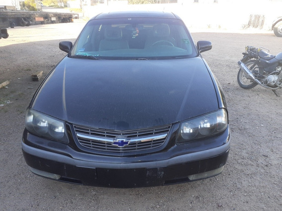 Chevrolet Impala Piel Abs Cd At 2003