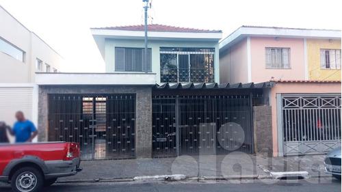 Sobrado Sólida Construção Em Monte Alto Em São Paulo - 1033-10886
