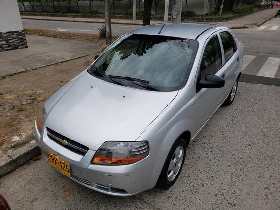 Chevrolet Aveo Ls 1.6 Aa 16v
