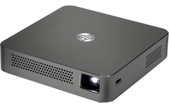 Projetor Hp Mp100 Wireless Mobile Projector