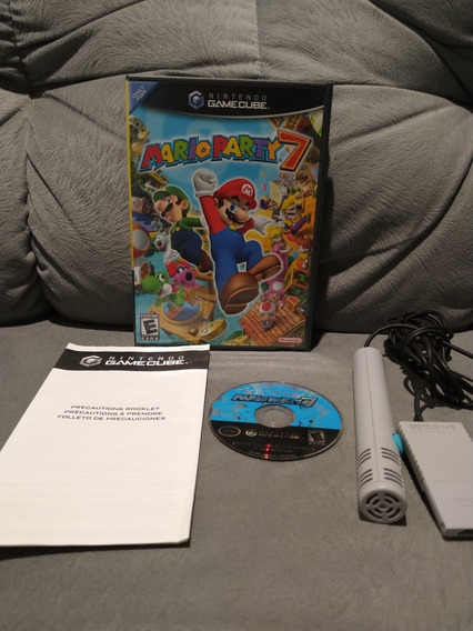 Mario Party 7 Com Microfone