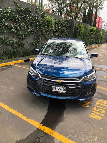 Imagen 1 de 9 de Chevrolet Onix 2021 1.0t Lt At