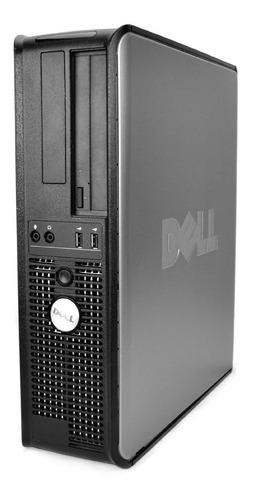 Cpu Dell Optiplex Core 2 Duo 8gb Hd 250gb Computador Pc