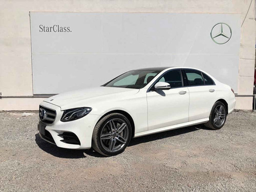 Imagen 1 de 14 de Mercedes-benz Clase E  2019 4p E 450 Sport V6/3.0/t Aut