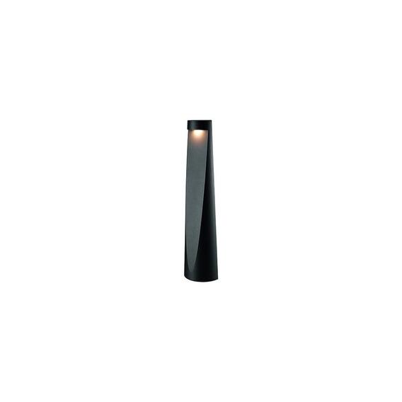 Lámpara Led Mini Poste De Aluminio Exterior 7w Moderno Calux
