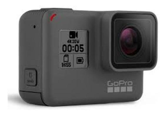 Camera Gopro Hero 5 Black + Acessorios + Frete + Sem Juros