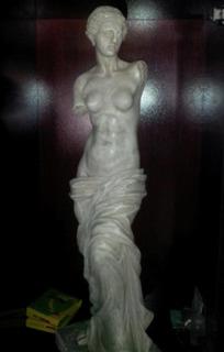 Escultura De Mármol Italiano