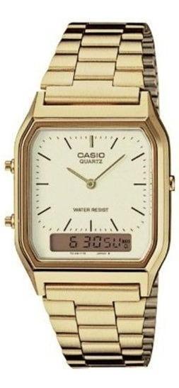 Relógio Casio Digital-analógico Aq-230ga-9dmq