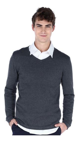 Suéter Casual Para Hombre Varios Colores Generra 828808