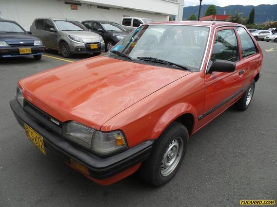 Mazda 323 Mt 1300cc