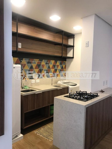 Imagem 1 de 13 de Apartamento, 1 Dormitórios, 45 M², Auxiliadora - 199833