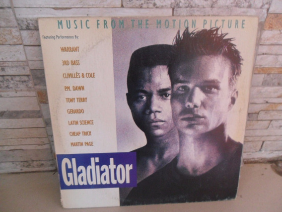 Gradiator = Music From The Motion Picture . Warrant /3 R