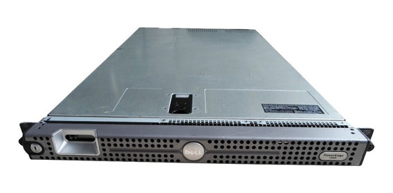 Servidor Dell 1950 2 Xeon Quadcore 8gb 1tb + Trilho