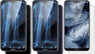 Smartphone Nokia 6.1 Plus