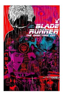 Blade Runner A Versão Do Diretor Pôster