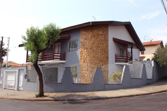Sobrado Residencial À Venda, Jardim Nossa Senhora De Fátima, Nova Odessa. - So0060
