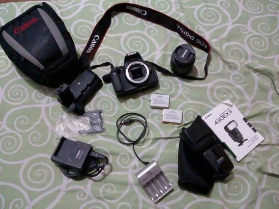 Câmera T5i E Flash 430 Ex Ii E Outros