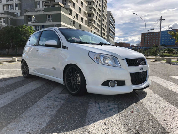 Chevrolet Aveo Speed