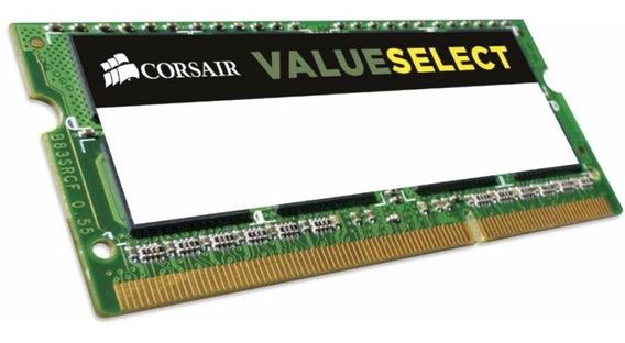 Memoria Ram Para Mac 8gb Corsair Ddr3 1600mhz Sodimm