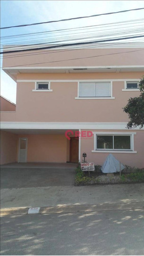 Sobrado Com 3 Dormitórios À Venda, 227 M² Por R$ 900.000,00 - Condomínio Villagio Milano - Sorocaba/sp - So0057